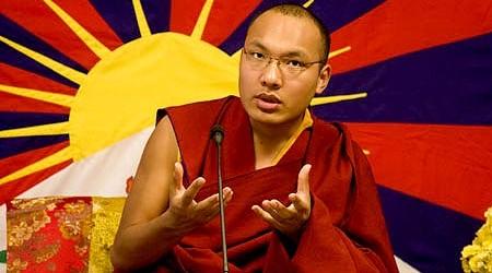 KarmapaXVII-FlagaTybetu